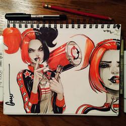Harley tougher by Omar-Dogan