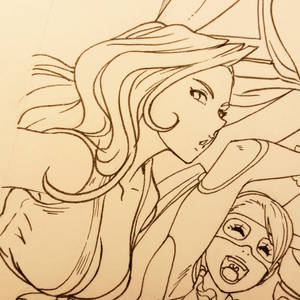 Laura and R Mika