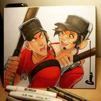 Scout and Tracer