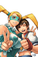 Sakura Legends Cover 2 by Omar-Dogan