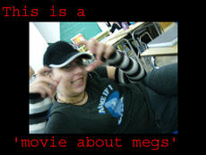 Megs I know you hate me.... XD by meku