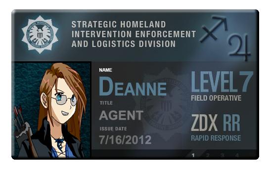 I\'m a SHIELD Agent! by AgentLaufeyson on DeviantArt