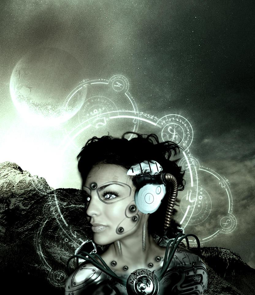 Cyborg by FraNz85