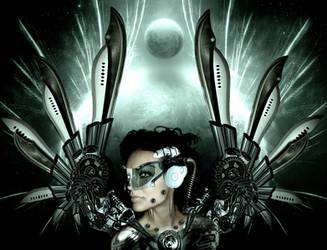 Cyber Angel by FraNz85