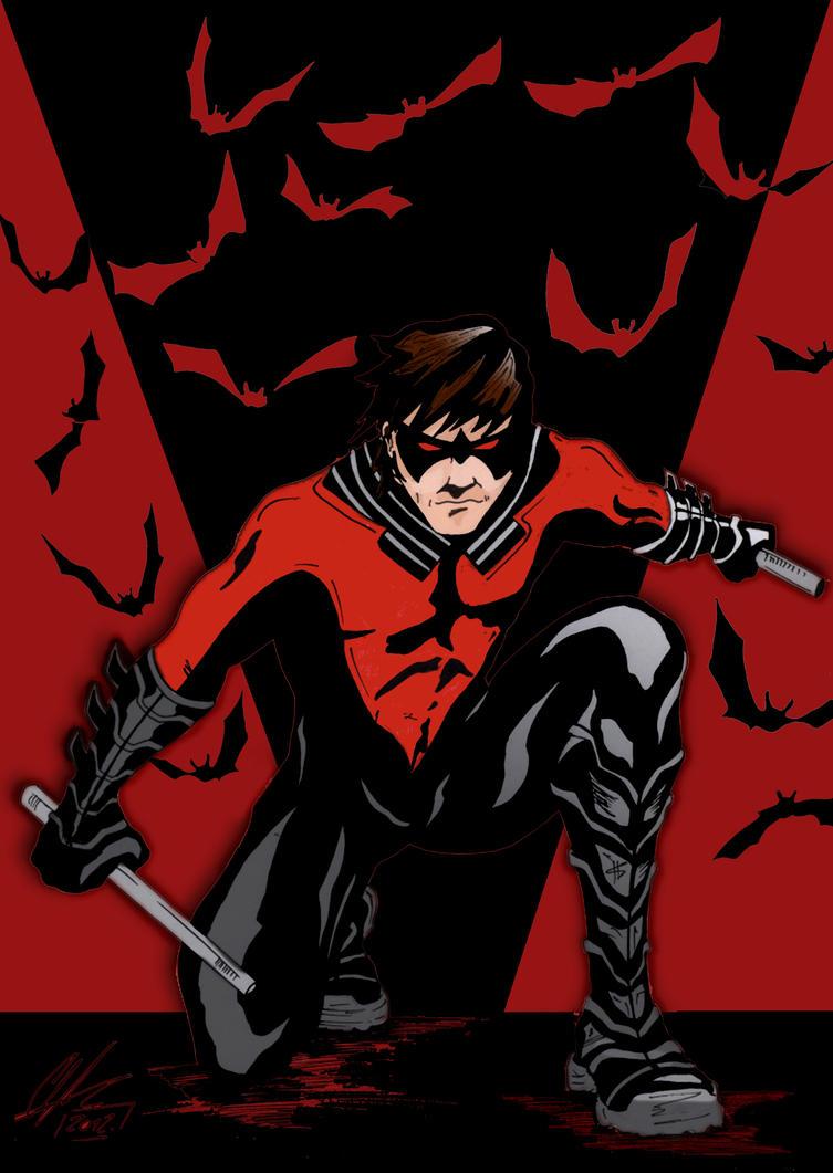Nightwing New 52 By Phoenix 84