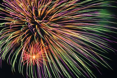 Fireworks by PeterDeBurger