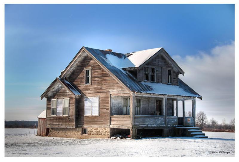 Old house wilksport line by PeterDeBurger