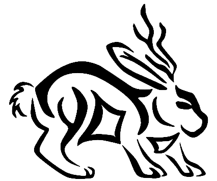 BRG1770 together with Jackalope Tribal Design 344895862 also Thing besides 376332112588840263 moreover 213006257352702824. on what have i been up to
