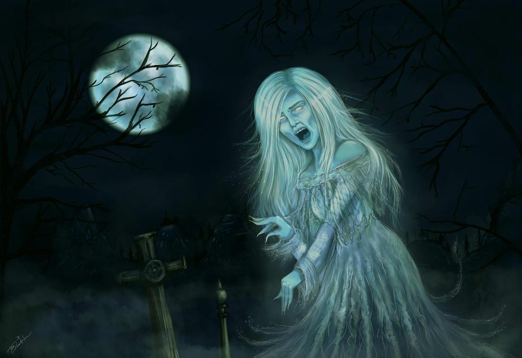 The Reaper's Siren by InvaderSallyragdol13
