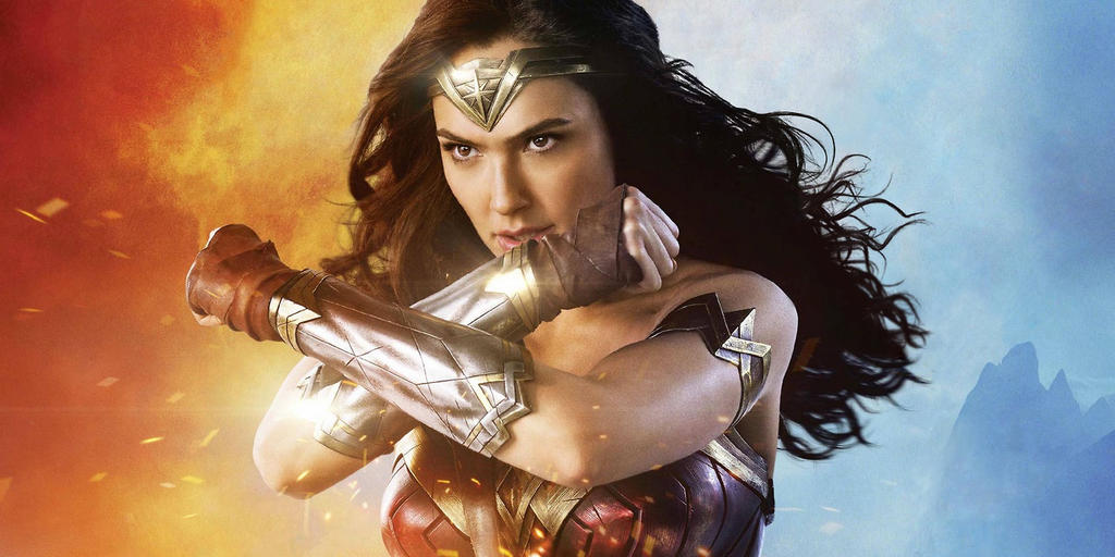 Wonder-Woman-Movie-Artwork by Superchica