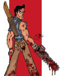 Defeater of The Evil Dead-Ash