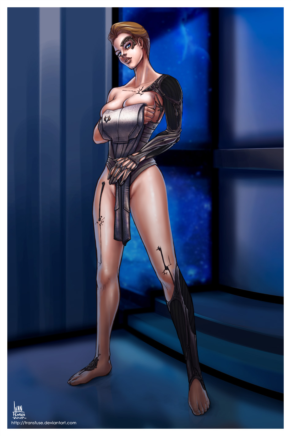 Seven of Nine - Full view by transfuse