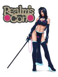 Realm's Con: Aiko Takara by transfuse