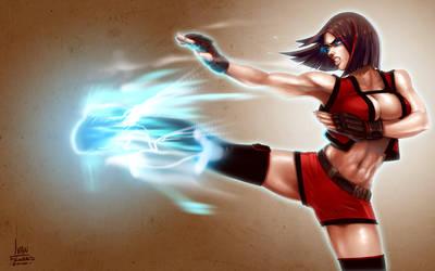 Lifebane: Astral Kick by transfuse