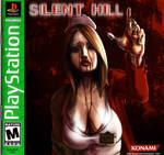 Silent Hill - PSOne Alt. Cover