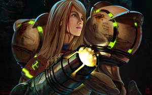Samus Aran: Battlescars