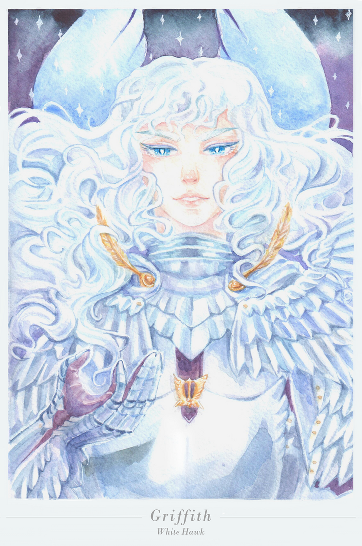 Griffith by CatOfRAGE
