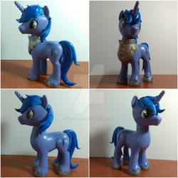 Custom No.4 Blue Cola