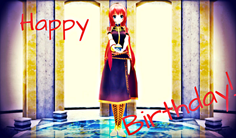 Happy Birthday Nim! by SuperKateyLynn