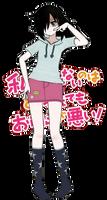 momoko chan by zetsubou-monaka
