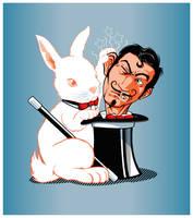 Magic Rabbit - Breaking the Ha by dracoimagem-com