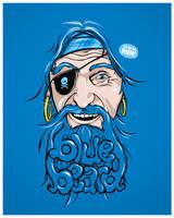 Blue by dracoimagem-com