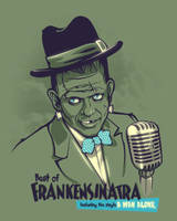 Frankensinatra by dracoimagem-com