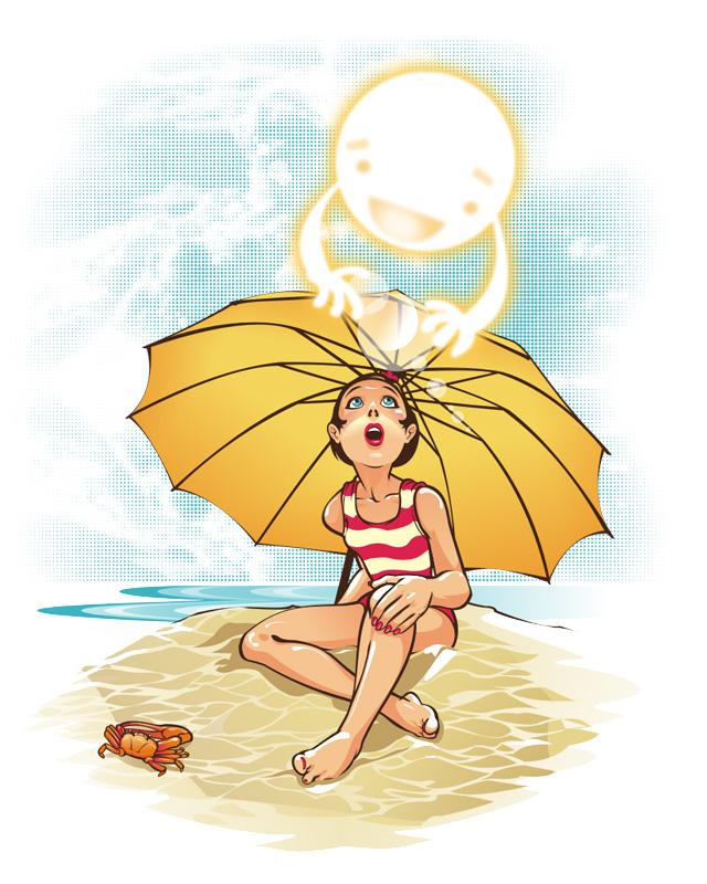 Oh Sun by dracoimagem-com