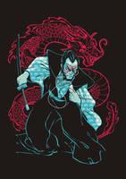 Kabuki by dracoimagem-com
