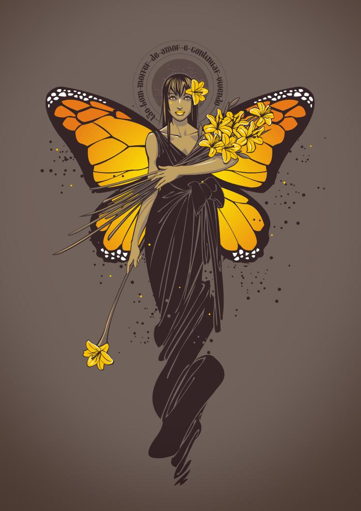Monarch by dracoimagem-com