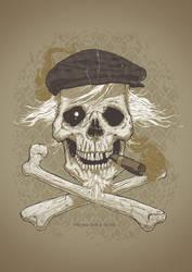 OldSkull by dracoimagem-com