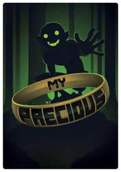 Ideais: My Preciousss... by dracoimagem-com