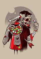 Bubbleye Gum by dracoimagem-com