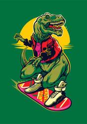 Rex to the future by dracoimagem-com