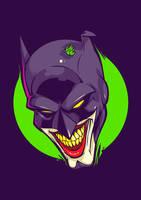 A bat joke by dracoimagem-com