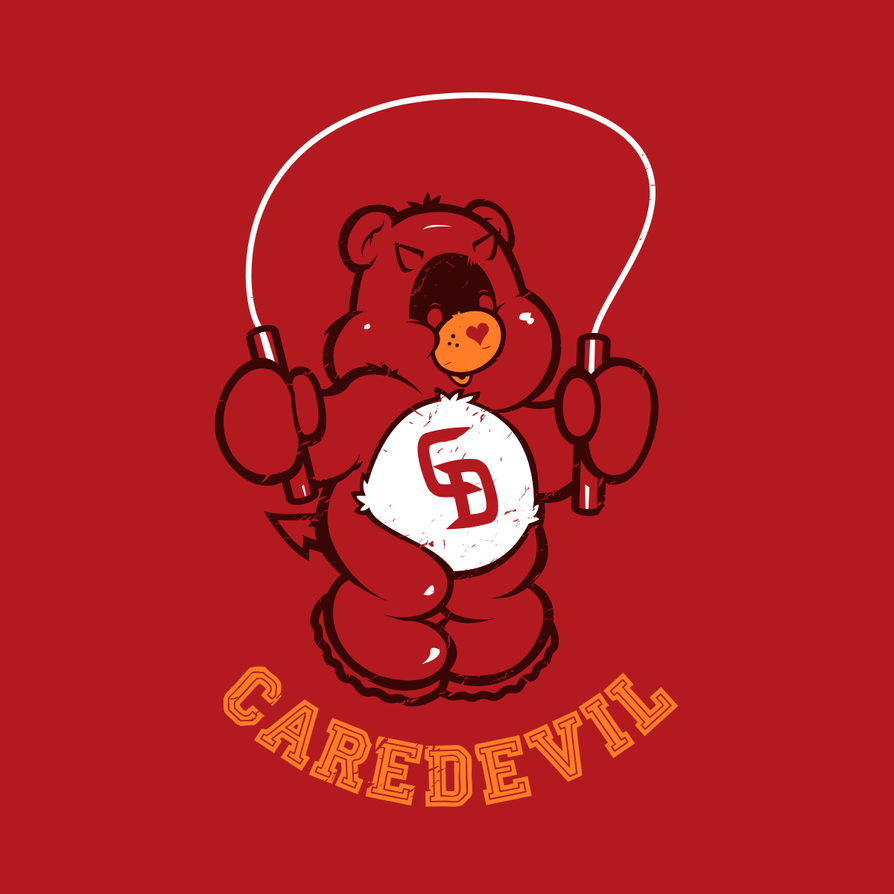 Caredevil by dracoimagem-com