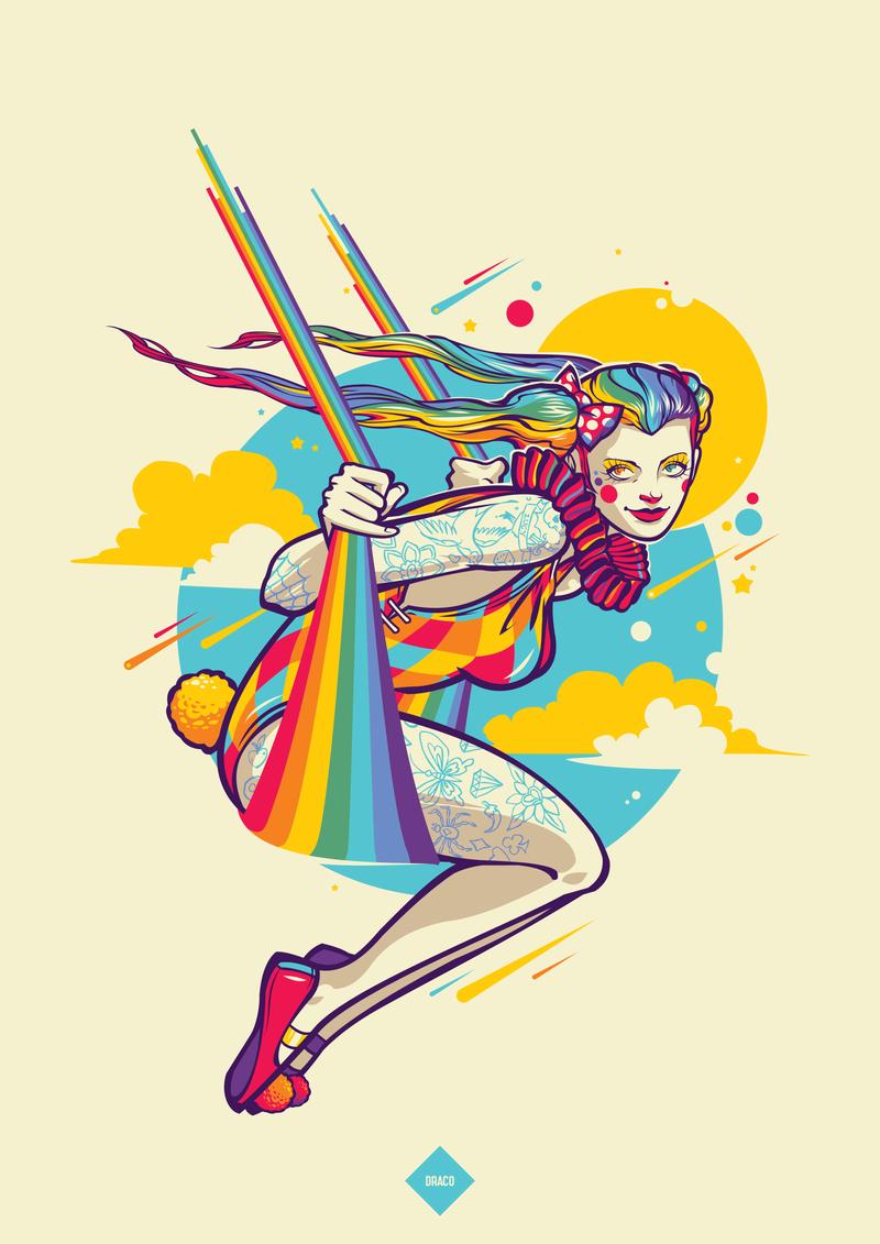 Respectable Circus by dracoimagem-com