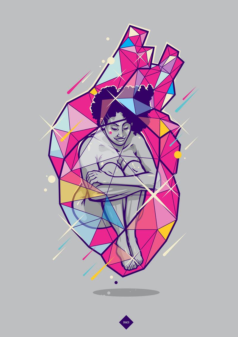 Heart-Shaped Box by dracoimagem-com