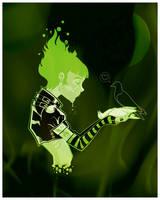 RadioGirl by dracoimagem-com