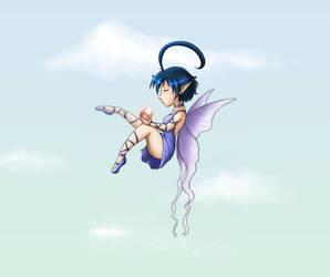 2008 - Fairy Mousepad by Otakatt