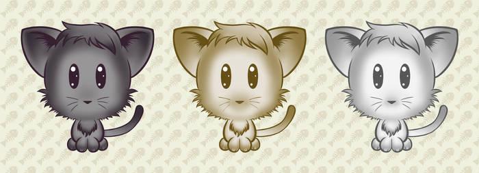 2010 - Kitty Mug Design by Otakatt