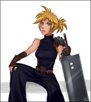 2012 - FemCloud Commission by Otakatt