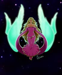 2012 - The Goddess Myria by Otakatt