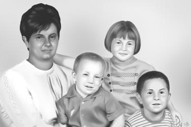 Family Portrait by Otakatt