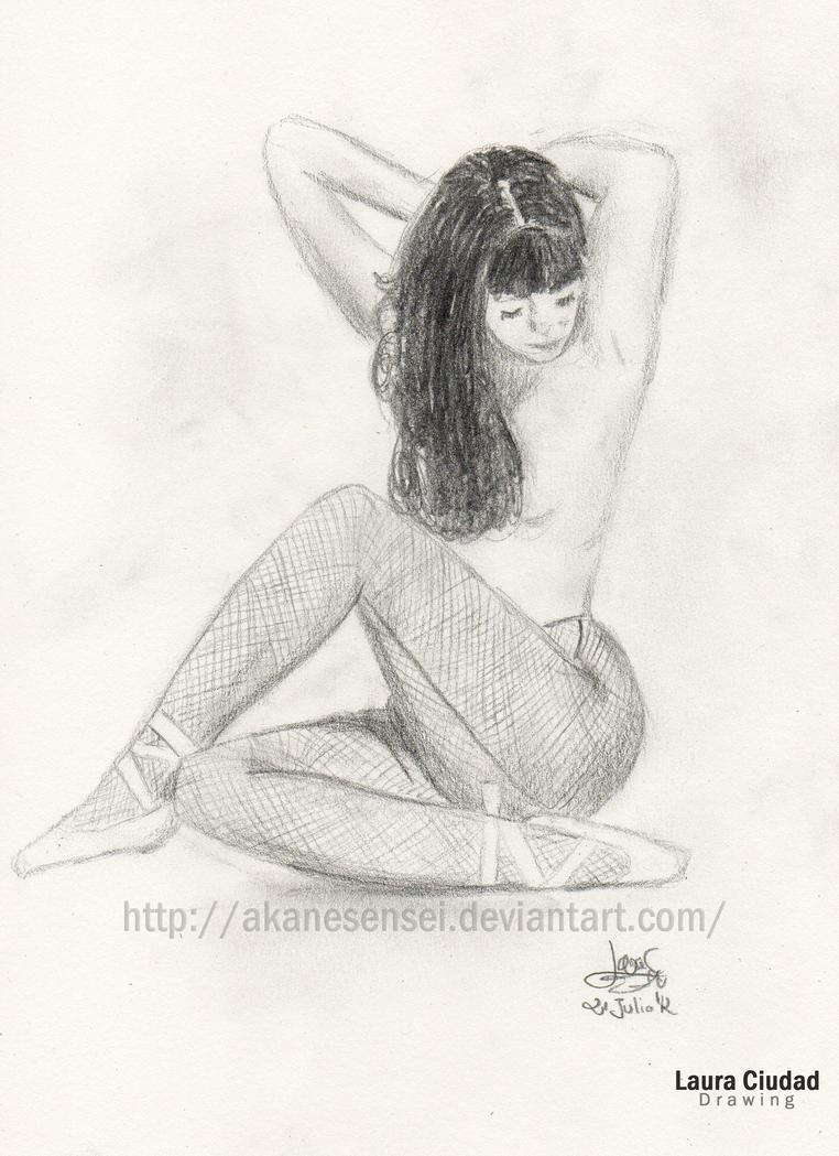 Bailarina by AkaneSensei