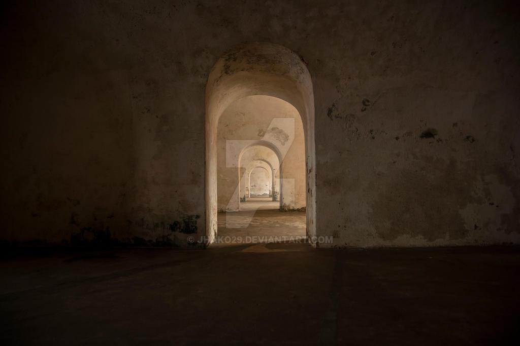 Empty Halls by jhako29