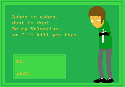 Andrew Hussie Valentine