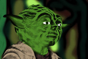 Yoda by Astralview