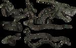 Dinoonda render from Daz 3d