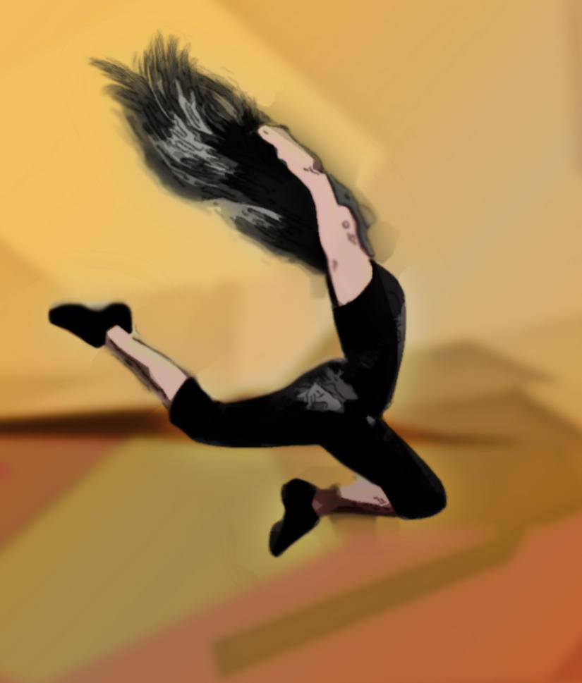 Wild Dancer by Astralview